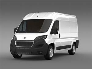 Van Peugeot : peugeot boxer van l2h2 2014 3d model ~ Melissatoandfro.com Idées de Décoration
