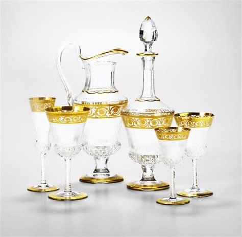 louis bicchieri servizio di bicchieri thisley francia louis