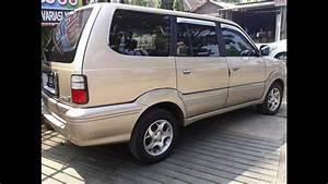Jual Mobil Toyota Kijang Krista Diesel Tahun 2002 Siap