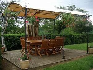garten pergola gestalten 50 ideen fur ihre sommerliche With französischer balkon mit pergola garten