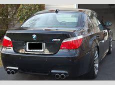Member 335xi BMW M5 2008 Sapphire Black BMW M5 Forum and