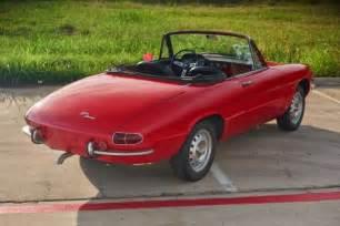 1967 Alfa Romeo Duetto For Sale by 1967 Alfa Romeo Spider Duetto 1600 For Sale Classic