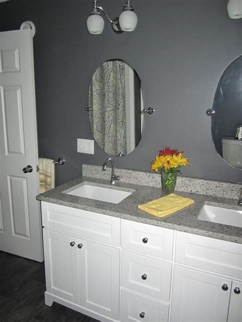 dulux bathroom ideas bathroom reno the big reveal with before and after