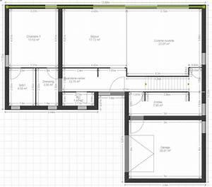 conseils pour reussir vos plans de maison With le plan d une maison 10 frites maison