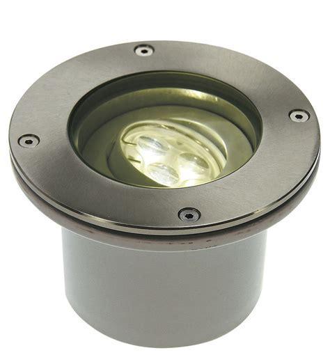 LED Bodeneinbaustrahler, schwenkbar (Beleuchtung)