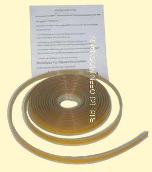 hitzebeständiges glas für kaminofen detailansicht dichtlippe f 195 188 r glasplatten kaufen sie g 195 188 nstig bei ofen mosmann dichtlippe