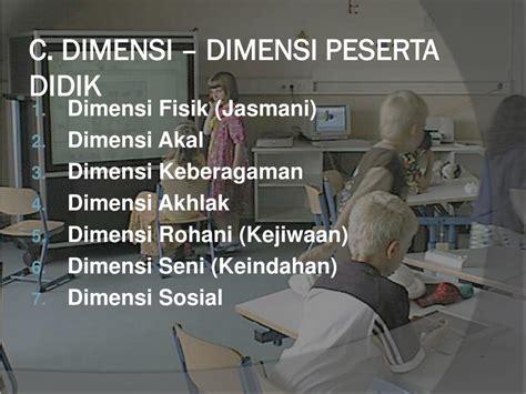 peserta didik  islam powerpoint