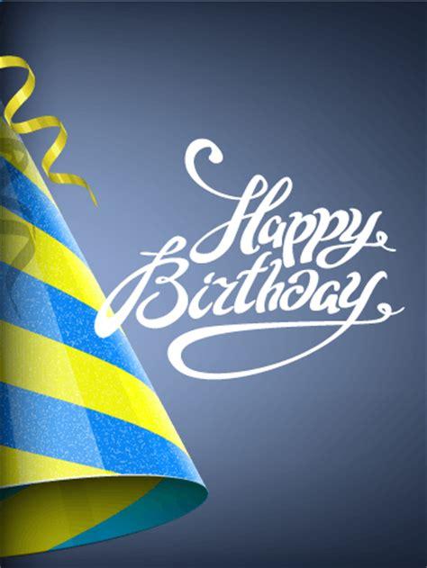 cool guy happy birthday card birthday greeting