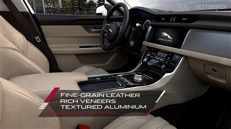 Jaguar Xf Interior 2016 Wallpaper