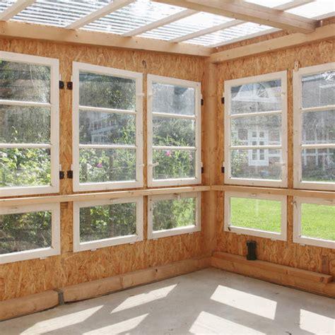 Fenster Für Gartenhaus Selber Bauen by Gartenhaus Selber Bauen Mein Sch 246 Ner Garten