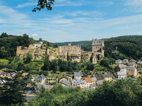 beautiful towns  luxembourg