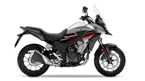 The Honda Cb500x Rally Raid Edition
