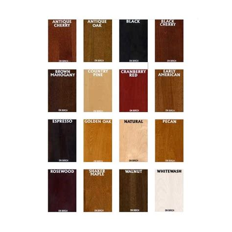 wood color names discount ford auto parts 2017 2018 best cars reviews