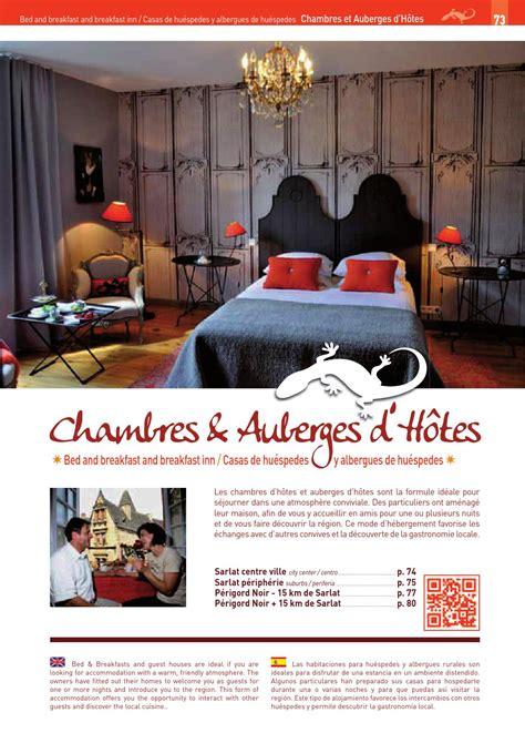 chambre d h e sarlat chambres auberges d 39 hôtes by sarlat tourisme ot page 1