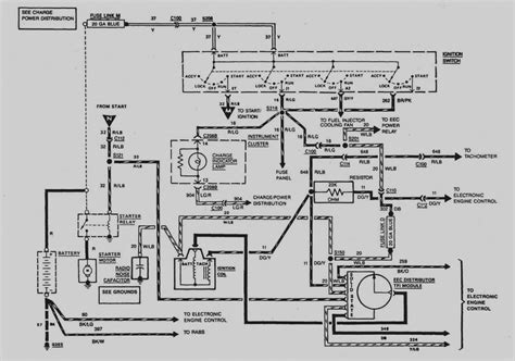 Ford F 150 Distributor Diagram by Ford 351w Ignition Wiring 1985 Wiring Diagrams