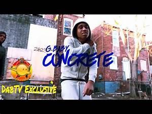 "Hooligan Hotspot: CLE G Baby ""Concrete"" Mini Visual (DabTV ..."