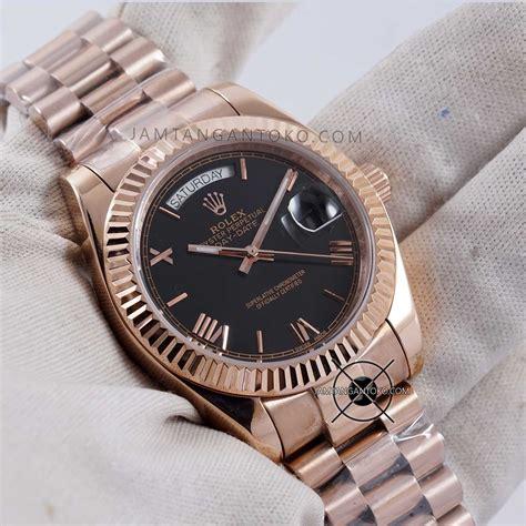 Jam Tangan Rolex President harga sarap jam tangan rolex president day date everose