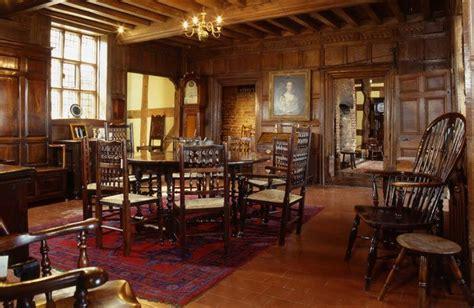 interior  churches mansion  century tudor home