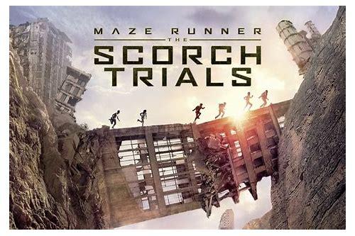 download film maze runner the scorch trials sub indo 480p
