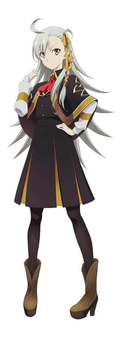 Olga Marie Animusphere Characters Anime Melloi Lord