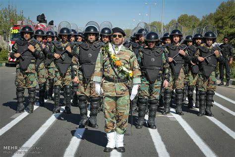 Military Iran Army
