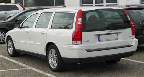 volvo xc  wagon  turbo awd auto