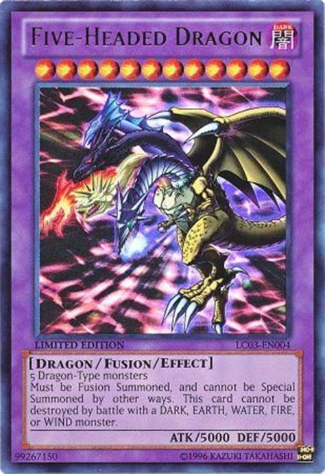 Five Headed Deck by 22 Best Images About Yu Gi Oh Fusion Monsters On