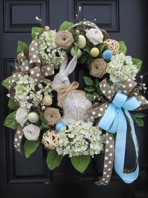easter door wreaths easter door wreaths easter bunny wreaths easter front door