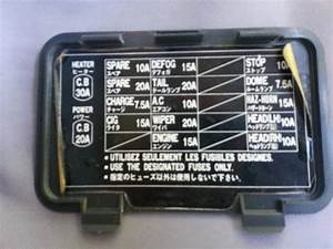 Hj75 Fuse Box Diagram