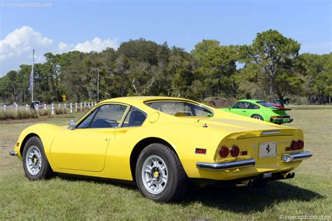 1971 Ferrari Dino 246 Image Chassis Number 02972 Photo 7