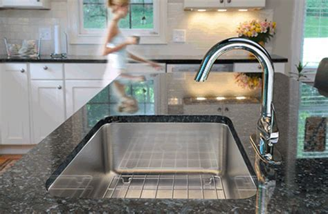 Undermount Island Sinks  Prep Sink   USA Made by Just