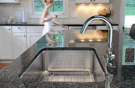 Undermount Island Sinks  Prep Sink   USA Made by Just