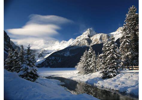 Foto sneeuwlandschap in de bergen. Gratis foto's om te printen - afb 17039.