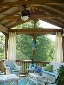 40, Best, Rustic, Porch, Ideas, To, Decorate, Your, Beautiful, Backyard