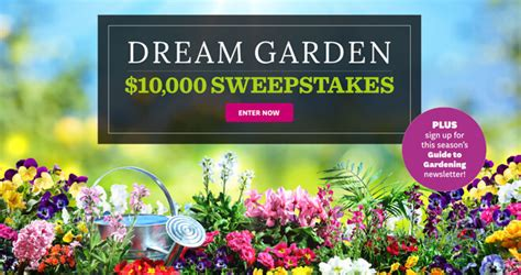 bhg sweepstakes bhg 10 000 sweepstakes 2018 bhg 10kspring