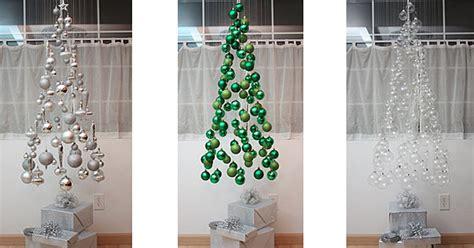 unconventional christmas tree ideas freshome