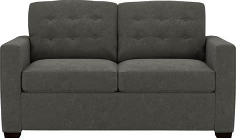 Allerton Sleeper Sofa by Allerton Sleeper Loveseat Crate And Barrel Home