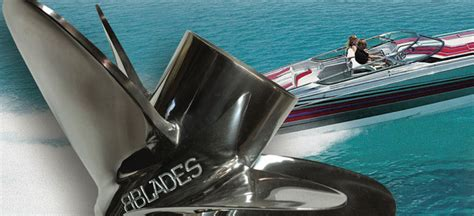 Boat Propeller Miami by Bblades Showcasing 5 Speed Propellers In Miami