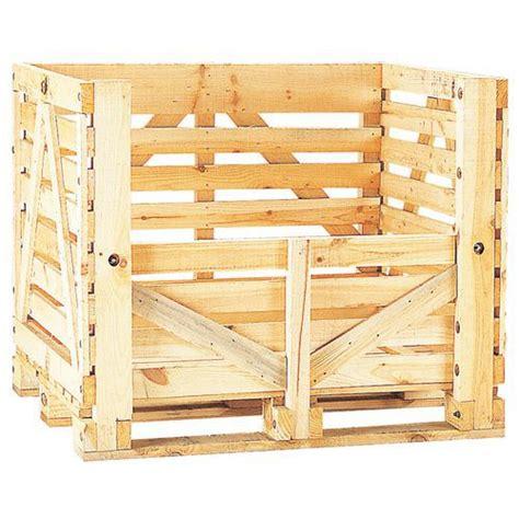 caisse bureau syst m caisse palette en bois