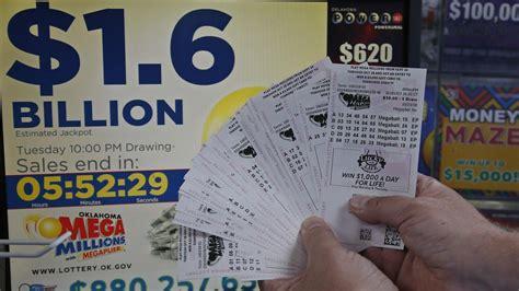 billion mega millions winning ticket sold  south