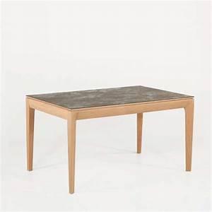 Table De Salle Manger Franaise Extensible En Cramique