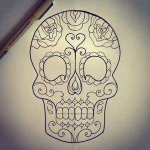 Sugar Skull Style Inspiration Art