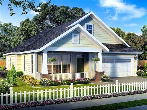 Narrow Lot Home Plan Lives Large