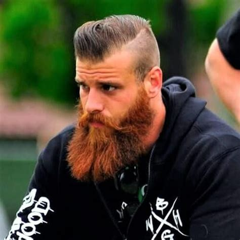 The past and present unite with this style! 50 Manly Viking Beard Styles to Wear Nowadays - Men Hairstyles World