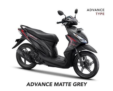 Gambar Vario 125 Esp Scotlat Hitam by 4 Pilihan Warna New Honda Vario 110 2018 Ada 4 Tipe Nih