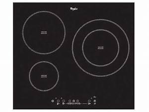 Plaque Induction 3 Feux : table de cuisson induction 3 foyers whirlpool acm 787 ~ Dailycaller-alerts.com Idées de Décoration