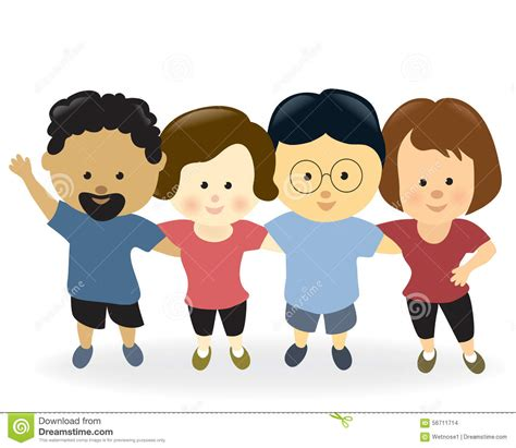 Group Exercise Clip Art