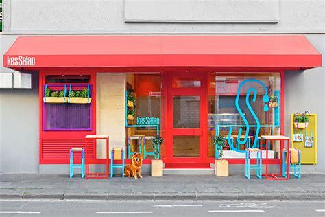 Fresh Design For Kessalao Mediterranean Take Away Restaurant In Bonn