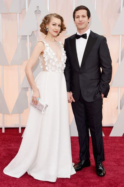 annual academy awards red carpet fashion light