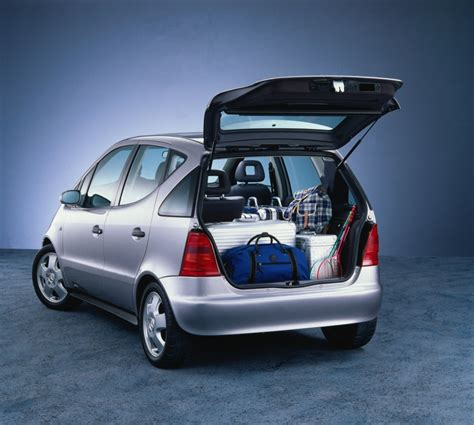See design, performance and technology features, as well as models, pricing, photos and more. MERCEDES BENZ A-Klasse (W168) specs & photos - 1997, 1998 ...